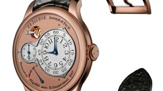 La montre 300% F.P.Journe