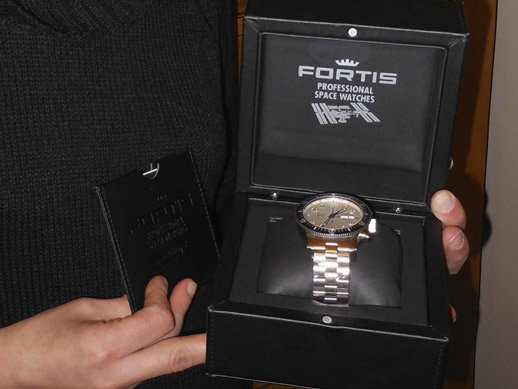 Fortis - The winner of the contest