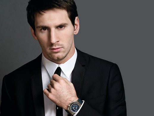 Audemars Piguet - Messi Voted Best Football Player