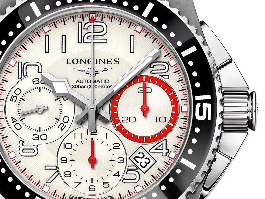 Longines - HydroConquest Chrono