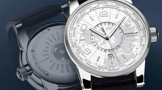 TimeWalker World-Time Hemispheres Trends and style