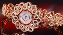 The Victoria Princess Red Heart Watch