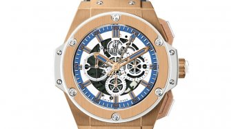 "Limited edition Hublot King Power ""305"" Trends and style"