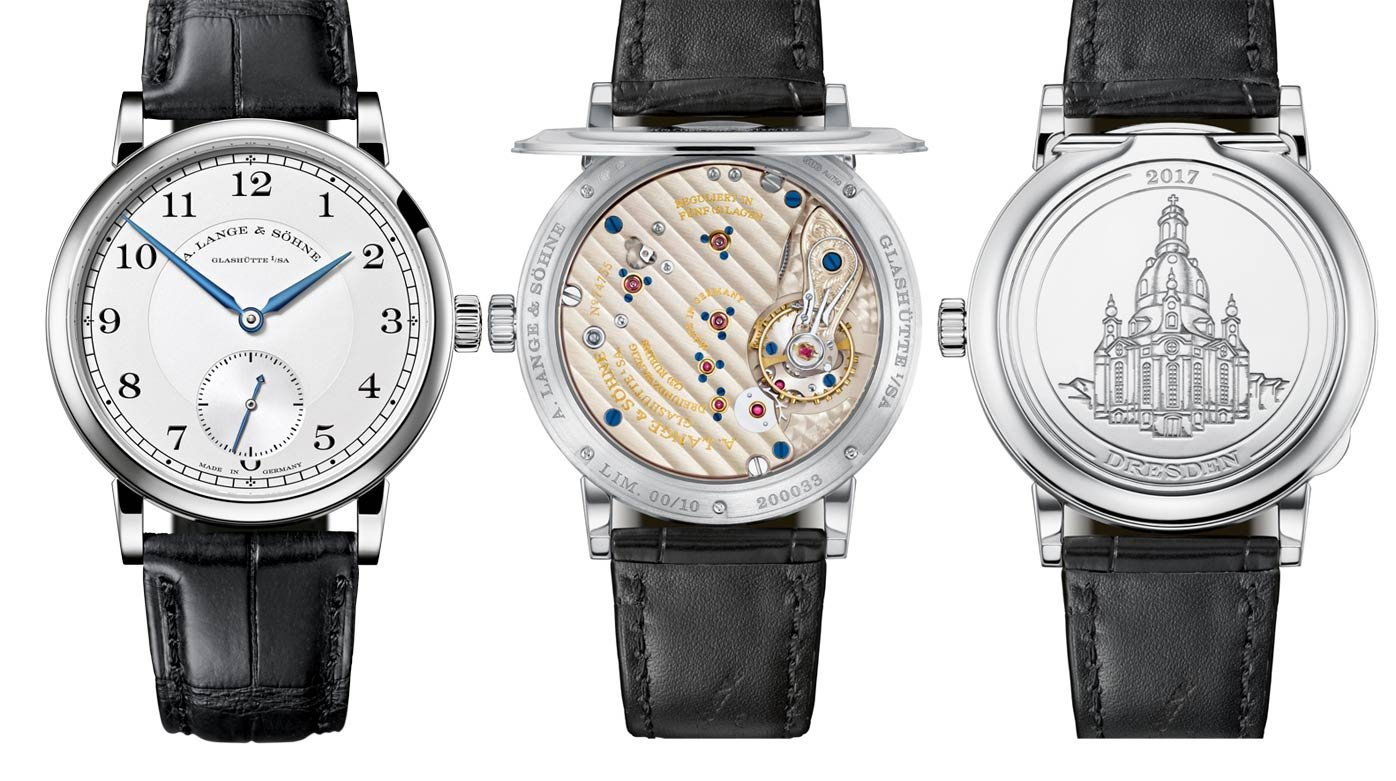 A. Lange & Söhne - 1815 Limited Edition Dresden Boutique