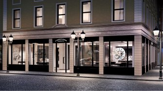 A new Boutique in Dresden Retail