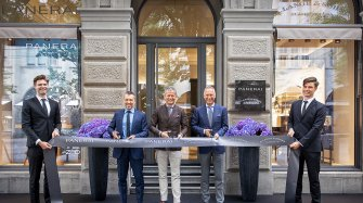 Saxon watchmaker opens a first boutique in Switzerland Industry News