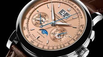 Datograph Perpetual Tourbillon Innovation and technology