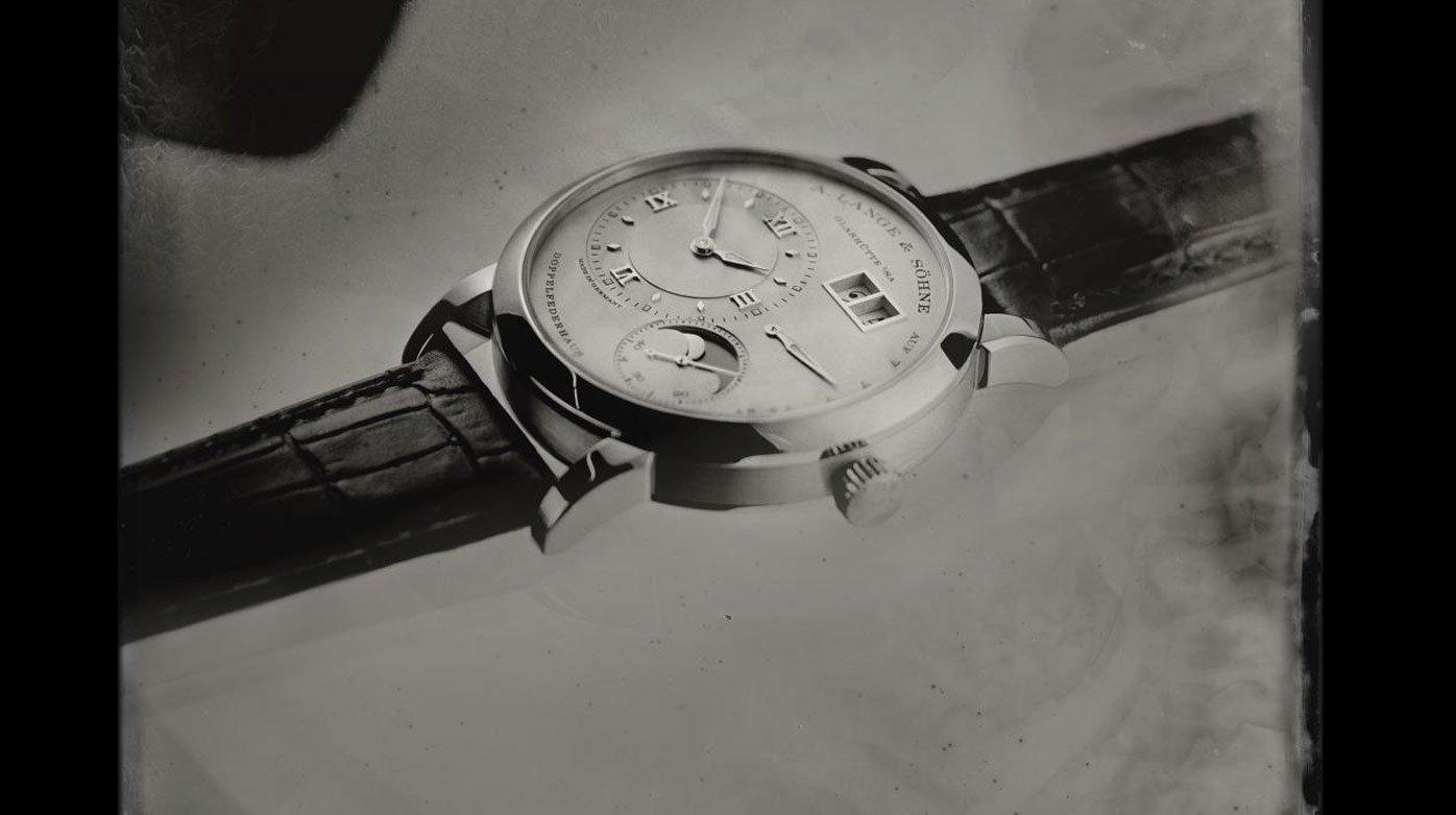 A. Lange & Söhne - An aesthetic development