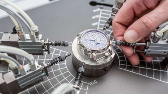 Rendezvous with the quintessence of classic fine watchmaking