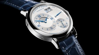 "Grande Lange 1 Moon Phase ""25th Anniversary"""