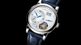 Lange 1 Tourbillon « 25th Anniversary » Trends and style