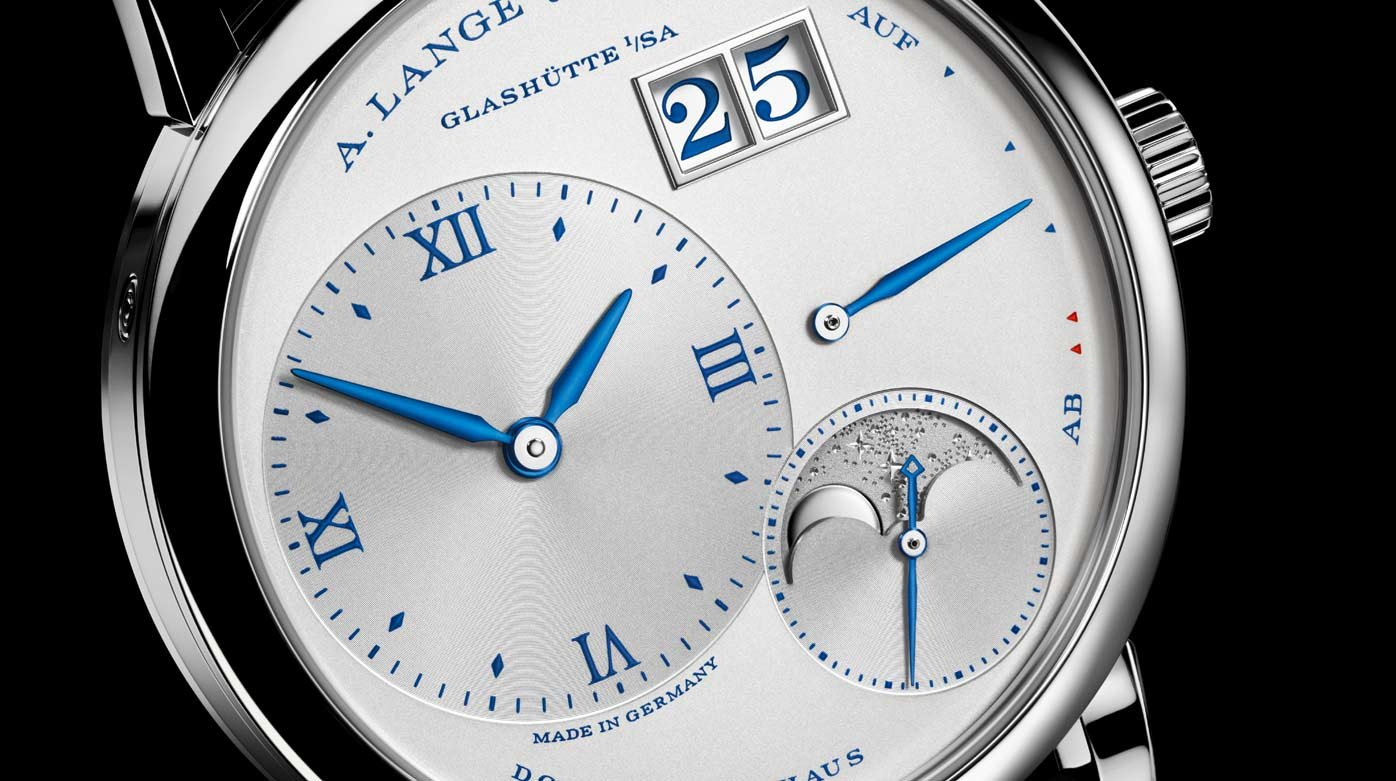 "A. Lange & Söhne - Little Lange 1 Moon Phase ""25th Anniversary"""