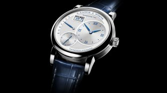 Lange 1 Daymatic « 25th Anniversary » Style & Tendance