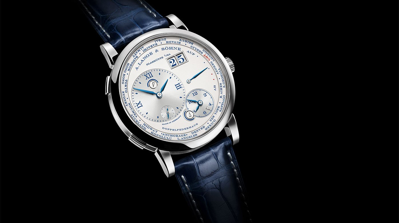 "A. Lange & Söhne - Lange 1 Time Zone ""25th Anniversary"""