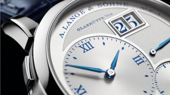 Lange 1 « 25th Anniversary » Trends and style