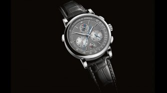 Triple Split : the chronograph in search of an application Trends and style