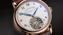 1815 Tourbillon, pink gold
