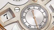 Lange Zeitwerk Striking Time, pink gold
