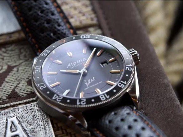 Alpina - Video. Jerzy Kukuczka Alpiner 4 Limited Edition
