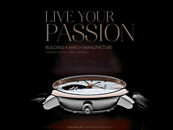 Summer competition - Frédérique Constant - Live Your Passion - Building a watch manufacture