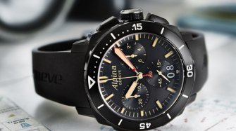 Seastrong Diver 300 Chronograph Big Date Style & Tendance