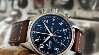 Startimer Pilot Automatic Chronograph  Trends and style