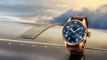 "The Big Pilot's Watch Annual Calendar Edition ""Le Petit Prince"""