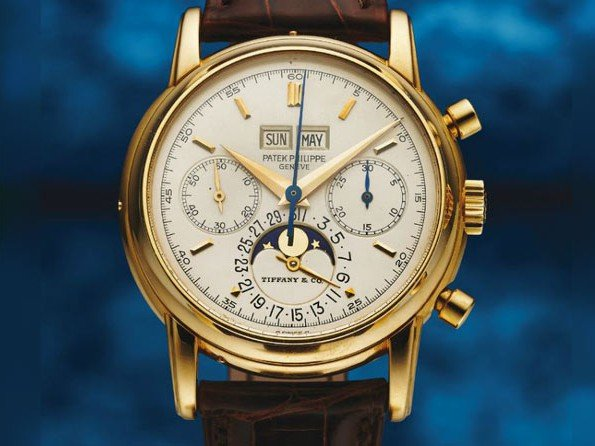 Auctions - Antiquorum's Geneva May watch sales results