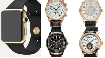 Gold Swiss watches for less than the price of an Apple Watch Trends and style