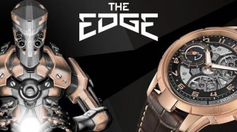 Rose Gold Edge Double Barrel