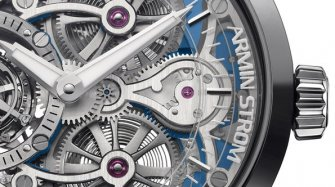 Tourbillon Skeleton Water Style & Tendance