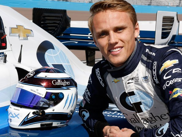 Armin Strom - Interview with Max Chilton