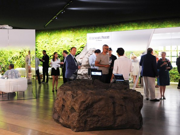 Audemars Piguet - Partnership with Art Basel is renewed - Arts and ... f7c2aed4c4c1