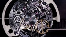 Video. Royal Oak Double Balance wheel Openworked
