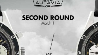 The Autavia Cup enters its second round