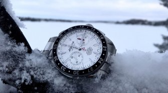 Testing the Alpiner 4 beyond the Arctic Circle
