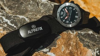 New heart rate monitoring belt for AlpinerX Innovation and technology
