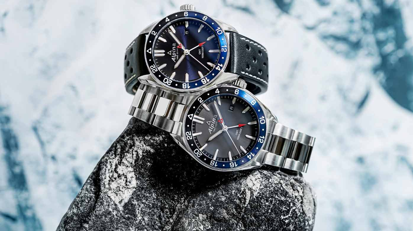 Alpina - Alpiner Quartz GMT