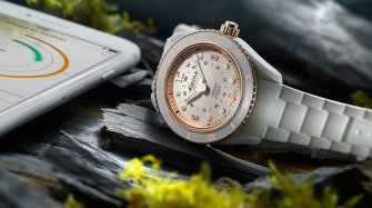 Alpina Comtesse Horological Smartwatch Style & Tendance