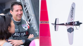 Red Bull Air Race World Championship Round 3 in Chiba Sport