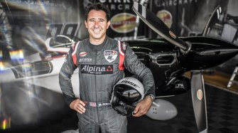 New Official Michael Goulian Team Partner at the Red Bull Air Race World Championship Sport