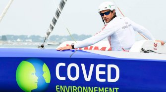 New Official Timekeeper for Aurélien Ducroz and Team COVED-PAPREC