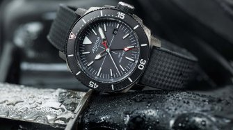 Seastrong Diver GMT Trends and style