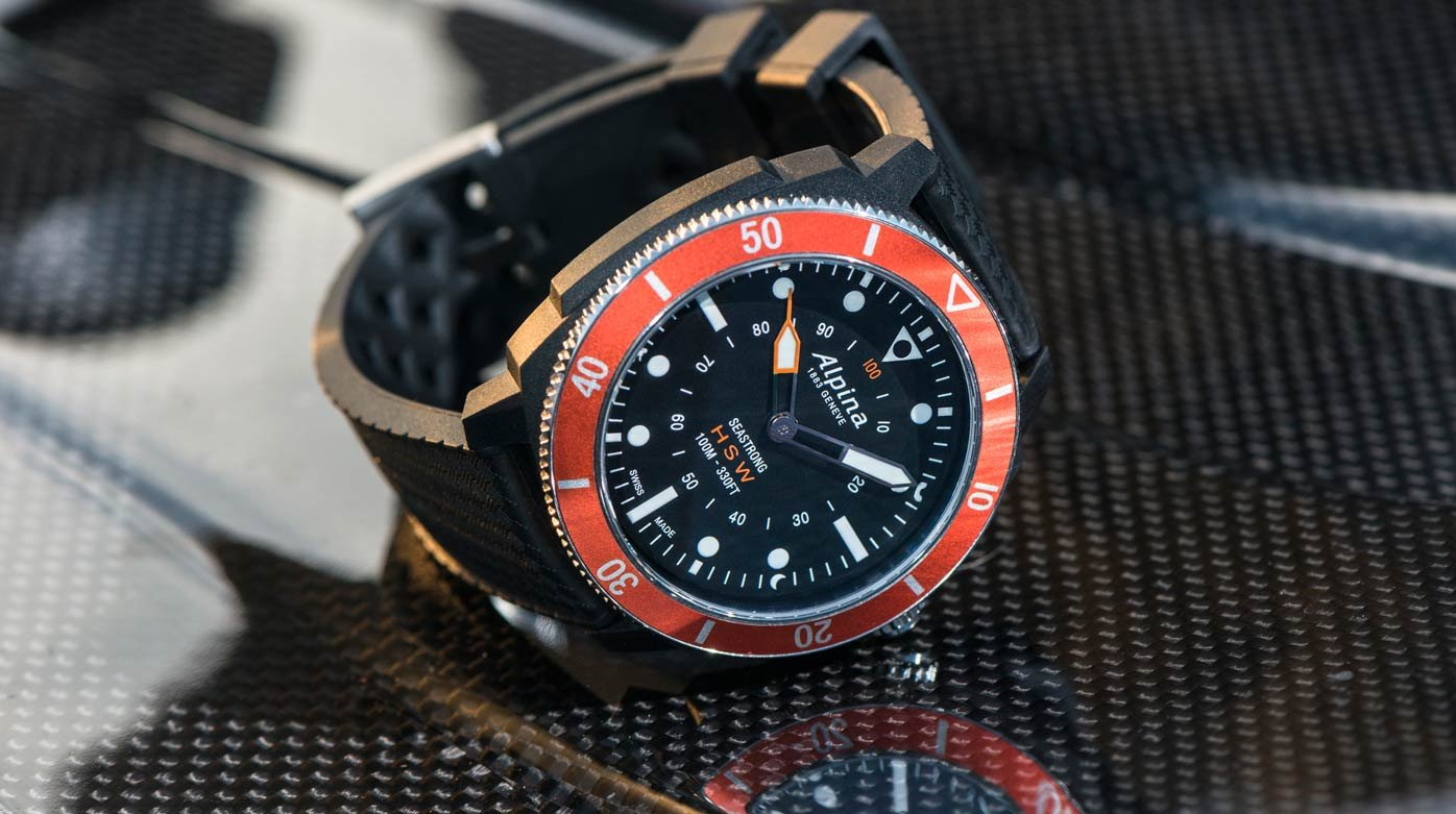 Alpina - Seastrong Horological Smartwatch