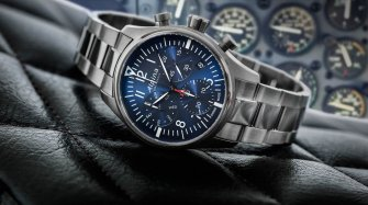 Startimer Pilot Chronograph Quartz Trends and style