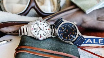 Startimer Pilot Quartz Trends and style