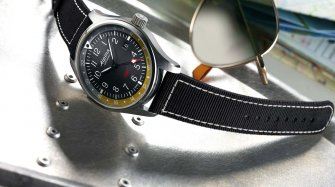 Startimer Pilot Quartz GMT Trends and style
