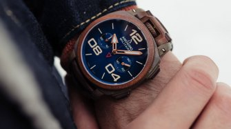 A Militare limited edition with a unique patina
