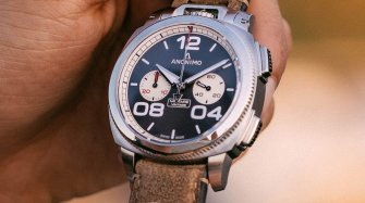 Militare Chronograph Vintage Trends and style
