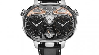 Dual Time Resonance Montres
